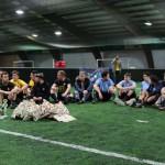 Bubble Football Meisterschaft 15