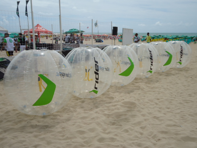 Beach Bubble Football 2