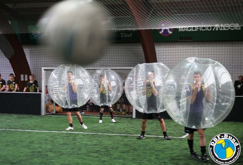 Bubble Football Meisterschaft 4