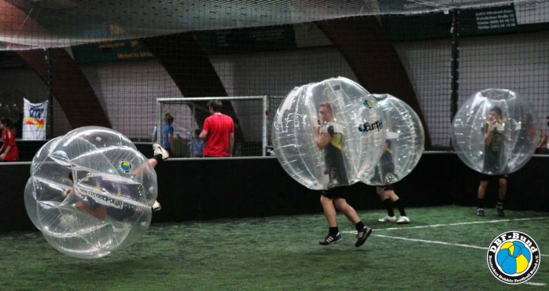 Bubble Football Meisterschaft 5