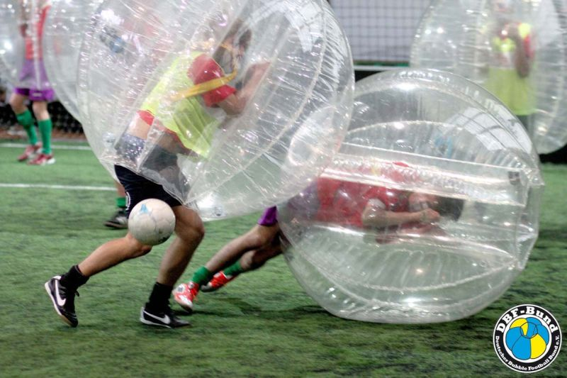 Bubble Football Meisterschaft 7